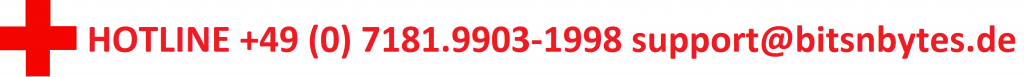 IT Hotline Notfall